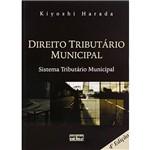 Direito Tributário Municipal: Sistema Tributário Municipal