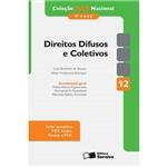 Direitos Difusos e Coletivos: Primeira Fase: Vol.12