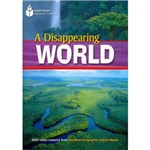 Disappearing World, a (With Multi-Rom) - Footprint Reading Library - Pre-Intermediate A2 1000 Headwo