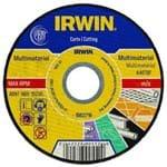 Disco Corte 115x1.0x22.2 Multimaterial Irwin 115x1.0x22.2