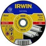Disco Corte 115x3.0x22.2 Metal Irwin 115x3.0x22.2