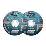 Disco Corte 4 1/2x1,0 Multicorte Norton