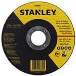 Disco de Corte 115mm Extra Fino 1mm Inox Sta8061 Stanley