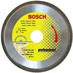 Disco de Corte Diamantado 110mm Turbo - Bosch