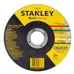 """Disco de Corte Fino Multimaterial 4 1/2"""" - STA8070 Stanley"""