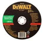 Disco de Corte para Concreto 4''x1/2''x1/8''x7/8'' Dewalt DW44710 DW44710