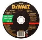 Disco de Corte para Concreto Dewalt 7''x1/8''x7/8'' DW44740 DW44740