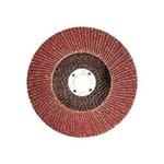 Disco de Desbaste Lixa Flap Disc 4.1/2 Grão 80 -740299 Mtx