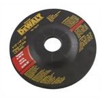 Disco de Desbaste Metal 4 1/2X1/4X7/8 Dewalt