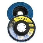Disco de Lixa Desbaste 115mm Flap G60 Profissional Sta4060fz Stanley