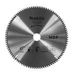 Disco de Serra 255mm 100 Dentes MDF - D-57130 - Makita