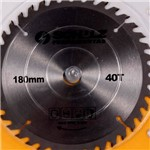 Disco de Serra Circular 180mmx40tx2mm - Schulz