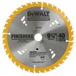 Disco de Serra Circular 235 X 25 para Madeira / Compensado 24 Dentes - Dw-3131a - Dewalt