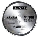 Disco de Serra para Alumínio/madeira Laminada 12 X 30 X 100 Dentes - DW-03240 - Dewalt