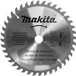 Disco de Serra para Madeira 185 X 20 X 40 Dentes - D-51356 - Makita