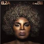 Disco de Vinil Elza Soares – Deus é Mulher