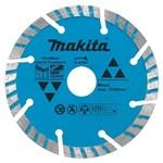 Disco Diamantado Corte a Seco 105 Mm Segmentado / Turbo para Concreto - D-42581 - Makita