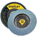 Disco Flap 4-1/2 X 7/8 Z40 Stanley - STA4040FZ