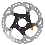 Disco Rotor Shimano Xt Rt86 Ice Tech 6 Furos 160mm