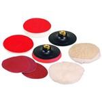 Discos para Lixamento/Polimento Suporte 4.1/2