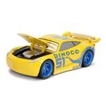 Disney Carros 3 Die Cast 1:24 Dinoco Cruz Ramirez - Metal Jada - DTC