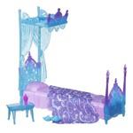 Disney Cenário Luxo Cama da Elsa - Hasbro
