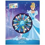 Disney Cores - Cinderela - Dcl
