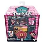 Disney Doorables Pequeno - Navio Pirata do Capitão Gancho - Dtc - DTC