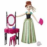 Disney Frozen - Anna Penteadeira Coroação Original