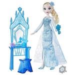 Disney Frozen - Elsa Penteadeira Coroação-original
