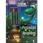 Disney o Bom Dinossauro - Pegadas e Rugidos