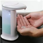 Dispensador de Sabão e Desinfetante C/ Sensor RM-SD116 - Relaxmedic