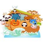 Display de Chão Arca de Noé Feliz