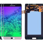 Display LCD Tela Touch Samsung Galaxy J3 J320 Dourado