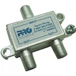 Divisor Satélite 1/2 5-2400 Mhz Pqdv-2022 Proeletronic