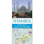 Dk Eyewitness Pocket Map & Guide - Istanbul