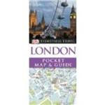 Dk Eyewitness Pocket Map And Guide London