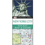 Dk Eyewitness Pocket Map And Guide - New York City
