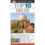 Dk Eyewitness Top 10 Travel Guide - Delhi