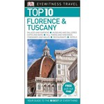 Dk Eyewitness Top 10 Travel Guide - Florence And Tuscany