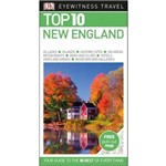 Dk Eyewitness Top 10 Travel Guide - New England