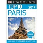 Dk Eyewitness Top 10 Travel Guide Paris 2017