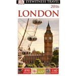 Dk Eyewitness Travel Guide - London