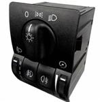 Dni2178 Chave de Luz Completa com Dimmer