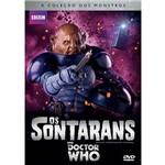 Doctor Who - a Coleçao dos Monstros - Sontarans