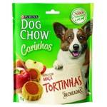 Dog Chow Carinhos Tortinhas para Cães Adultos e Filhotes Sabor Maçã - 75g