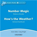 Dolphins 1: Number Magic / How''s The Weather? Audio CD