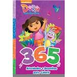 Dora, a Aventureira: 365 Atividades e Desenhos para Colorir