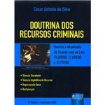 Doutrina dos Recursos Criminais