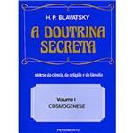 Doutrina Secreta, a - Vol 1 - Pensamento